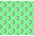 Seamless Gear Pattern Industrial Background vector image vector image