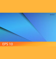 background in blue gradient color vector image vector image