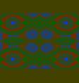 african print fabric ethnic handmade tribal motifs vector image vector image