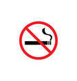 No smoking icon graphic design template