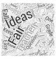Th grade science fair project ideas Word Cloud vector image