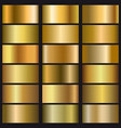 Set gold gradient texture