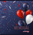 Usa memorial day design