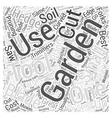 besttools Word Cloud Concept vector image vector image