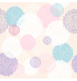 Abstract floral pattern Seamless vector image