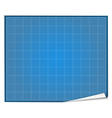 Blueprint Paper vector image