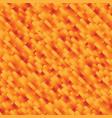brush orange lines wallpaper vector image vector image