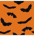 flying bats vector image vector image