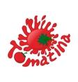 Tomatina icon cartoon style vector image vector image