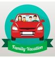 Family trip by car