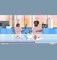 food bloggers recording online video african vector image vector image