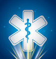 medical healthcare vector image