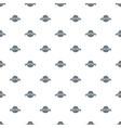 fresh citrus pattern seamless vector image vector image