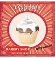 Retro Style Bakery vector image vector image