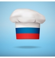 Russian national cuisine vector image vector image