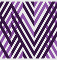 abstract simple purple stripe line geometric vector image vector image