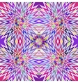 Patchwork seamlessbackground mosaic style vector image