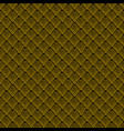 golden texture seamless geometric pattern vector image