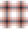 check plaid pattern graphic vector image vector image