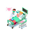 doctor character concept student nurse vector image
