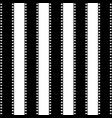 seamless pattern of film strip vector image vector image