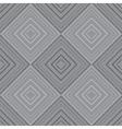 Repeating geometric tiles of rhombuses seamless vector image