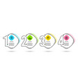present snowman and cross sell icons shopping vector image