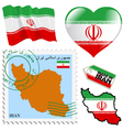 National colours of Iran