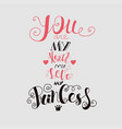 you are my heart my love my princess vector image vector image