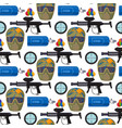 paintball club protection uniform sport game vector image vector image