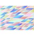 Rhombus light background vector image