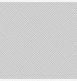 seamless repeatable geometric abstract monochrome vector image vector image