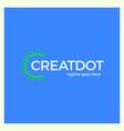 clever logo creative logo vector image