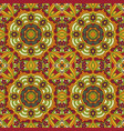 mandala oriental pattern traditional seamless vector image