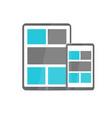 responsive pc flat design modern seo