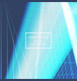 modern technology striped abstract background vector image vector image