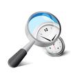 time saving vector image