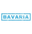 Bavaria Rubber Stamp vector image vector image