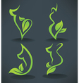 nature body vector image vector image