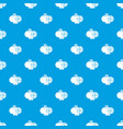 industrial fan heater pattern seamless blue vector image vector image