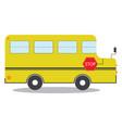 school-bus vector image vector image