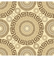 Abstract ancient seamless pattern vector image vector image