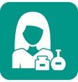 Woman Cosmetics vector image vector image