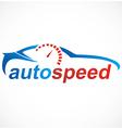 car automotive speed logo