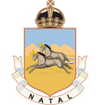 Natal Province vector image vector image