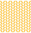abstract background pattern of rectangles yellow vector image vector image