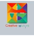High quality original trendy Logo for vector image
