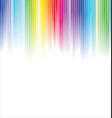 abstract colorful background 2 vector image vector image