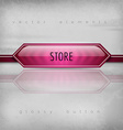 Store Button vector image vector image