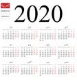 calendar 2020 arabic monday